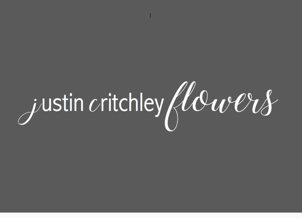 Justin Critchley Flowers Logo