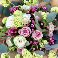 Florists Choice Bouquet by Justin Critchley Flowers